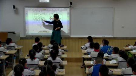 北师大版二年级数学《有余数除法的练习》教学视频-教学能手优质课
