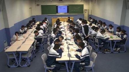 部审鲁人版高中语文必修五《我有一个梦想》广东省优质课教学视频