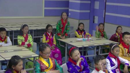 部编三年级下册《快乐的节日》优质课视频+PPT课件,人教2011课标版