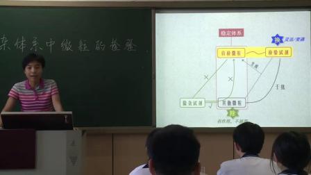 《物质的检验》北京市优质课教学视频+PPT课件,部审人教版高中化学选修6