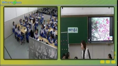 小学综合实践活动《跟着节气去探究》优质课教学视频27,吉林省