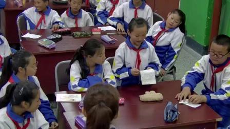 小学综合实践活动《跟着节气去探究》优质课教学视频31,建设兵团