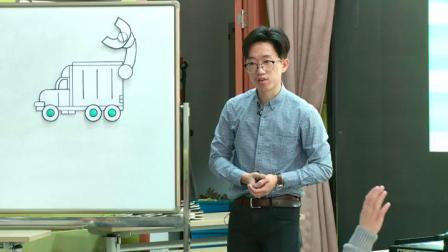 部编一年级下册《未来汽车》优质课视频+PPT课件,沪教课标版