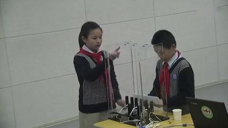 第五届全国小学科学实验教学微课视频《钟摆的秘密》郑州