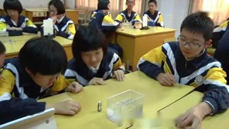 第五届全国初中科学微课视频《光的折射》宁波