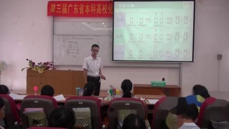 广东省师范生技能大赛高中化学无生模拟课堂录像《影响化学中反应速率的因素》