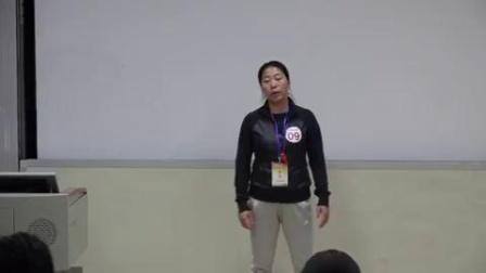 广西中小学教师说课教学技能大赛高中体育《足球脚背内侧踢球技术