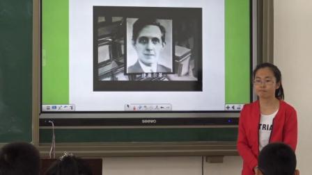人教2011课标版生物 八上 第六单元第二章《认识生物的多样性》课堂教学视频-杨贺菊