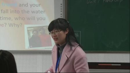 全国研究生师范教学技能大赛高中英语阅读组二等奖(刘金娜)赣南