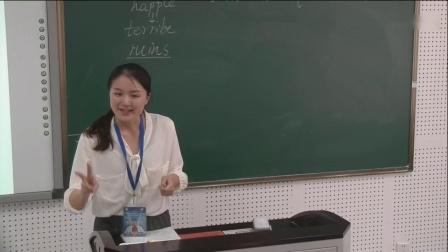全国研究生师范教学技能大赛高中英语听说组二等奖(宋沁颖)重庆