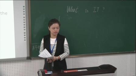 全国研究生师范教学技能大赛高中英语听说组二等奖(广西师范学院)杨莹