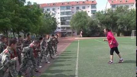 小学体育与健康人教版《快速跑》内蒙古
