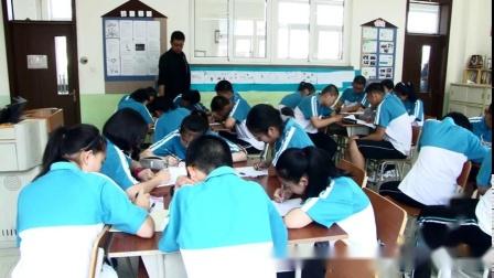 人教2011课标版数学 七上 第三章第三节第一课时《去括号解一元一次方程(2》课堂教学视频-王任远