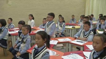 人教版数学五上《实际问题与方程》课堂教学视频-李晓梅-特级教师优质课