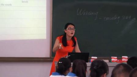 外研版高中英语必修3 Module7 Revision.Writing 优质课教学视频,山西省.mp4