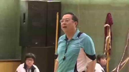 《篮球高运球低运球教学》课例视频(二)