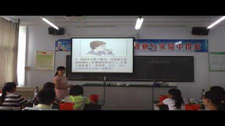 人教2011课标版生物 七上 第二单元第一章第三节《动物细胞》课堂教学视频-张雪玲