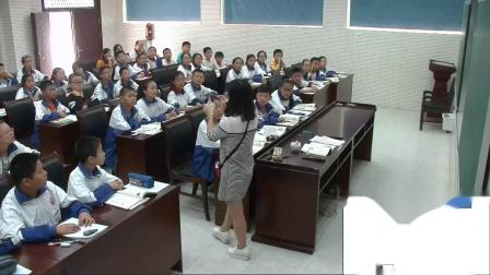 人教2011课标版生物 七上 第二单元第一章第四节《细胞的生活》课堂教学视频-刘杨群