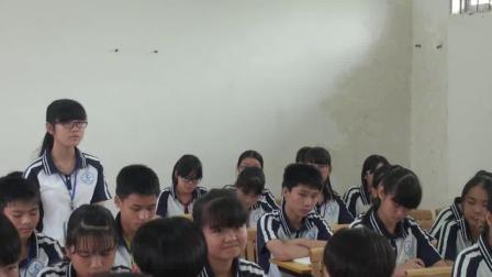 湘教版数学 八下 第二章第二节第一课时《平行四边形的对角线的性质》课堂教学实录-卢文禅