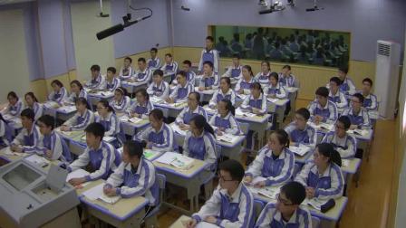 湘教版数学 八下 第二章第二节第一课时《平行四边形的边、角性质》课堂教学实录-王发军