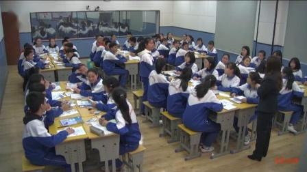 湘教版数学 八下 第二章第二节第一课时《平行四边形的边、角性质》课堂教学实录-李梅