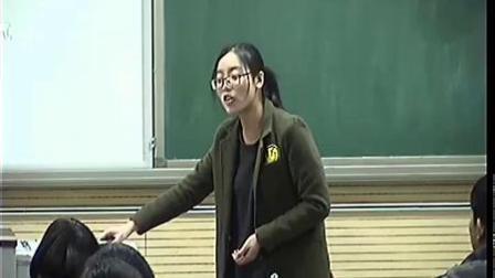 2017年高中物理课堂教学优质课比赛视频《牛顿第三定律》新密二高