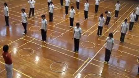 《呼啦圈鞍马_1》第五届全国中小学体育教学观摩展示活动