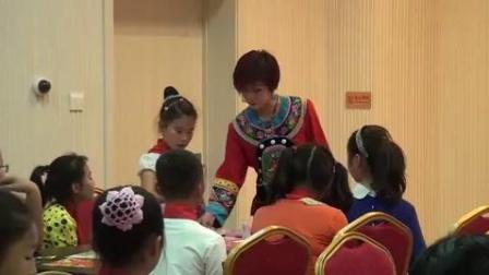 《多彩的民族传统纹样》小学美术人美版-大连市西岗区长春路小学