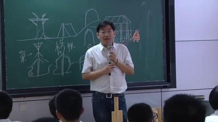 部编湘美版初中美术八年级上册《中国古代建筑与园林》优质课教学视频+PPT课【浙江省】