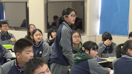 名师课堂初中数学《圆周角(1)》教学视频