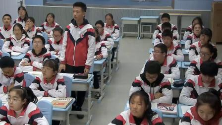 名师课堂初中语文《周亚夫军细柳》教学视频