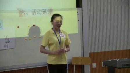 2017年广西师范生教学技能大赛《头发、肩膀、膝盖、脚》-桂-唐艳