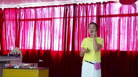 2017年田园杯小学科学教师教学基本功展示活动说课视频《把固体放到水里》赵敏杰