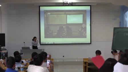 2017年田园杯高中物理教师教学基本功说课视频《生活中的圆周运动》杨璟