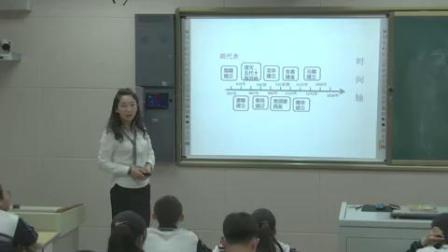 七年级下册附录中国古代史大事年表(下)内