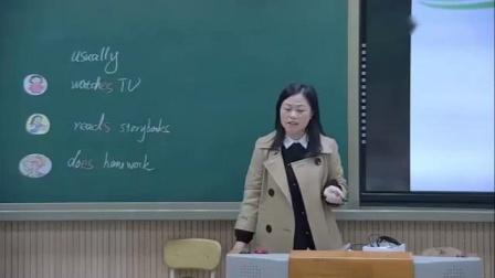 沪教版五年级年级上册M2 U6 Family life山西省 - 太原