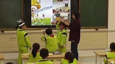 Unit 1 My classroom Part C Story time甘肃省优课(人教版PEP四年级上册)