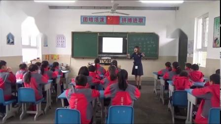 《(演唱)渴望春天》课堂教学实录(湘文艺版小学音乐五年级下册)