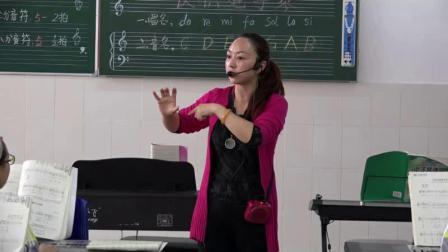 《吹5(sol)g■1 《天心顺》 《绣荷包》》教学实录(花城粵教版初中音乐七年级下册)