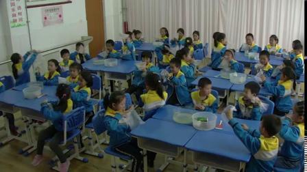 《1 找空气》教学课堂实录(青岛2017版小学科学一年级下册)