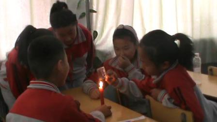《3 燃烧的蜡烛》优质课案例教学实录(湘科版小学科学四年级下册)