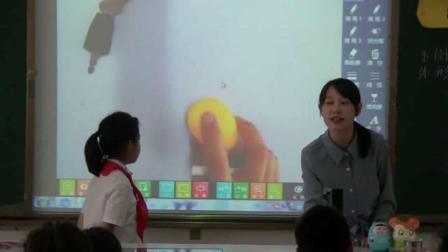 《8 不倒翁》教学(粤教粤科2017版小学科学二年级下册)