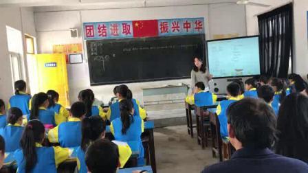 《Unit 5 Asking the Way  Lesson Ten  Let's read》优质课案例教学实录(外研版三年级起点(桂诗春主编)小学英语五年级下册)
