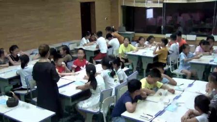 人美版四年级美术《茶香四溢》优质课教学视频-执教赵老师