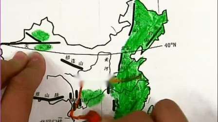 《第一节 农业的分布和发展》优质课教学实录-中图版(钟作慈主编)初中地理七年级下册