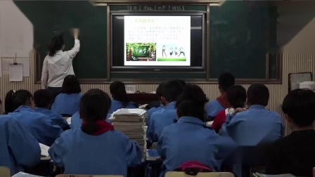 道德与法治九下7.1《回望成长》优质课教学实录-桑可可