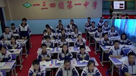 道德与法治九下7.1《回望成长》优质课教学实录-吴文英