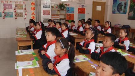 """《信息窗三(认识""""倍"""",求一个数是另一个数的几倍)》优质课评比视频-青岛五四学制版小学数学二年级上册"""