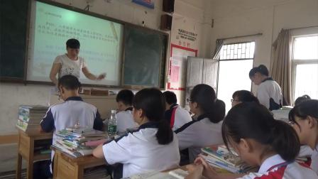 道德与法治八下7.2《自由平等地追求》优质课教学实录-张丽娟
