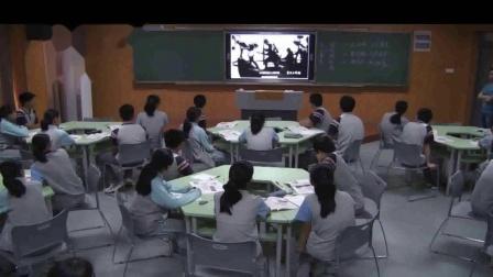 统编版历史八上第19课《七七事变与全民族抗战》课堂视频实录-李彬彬